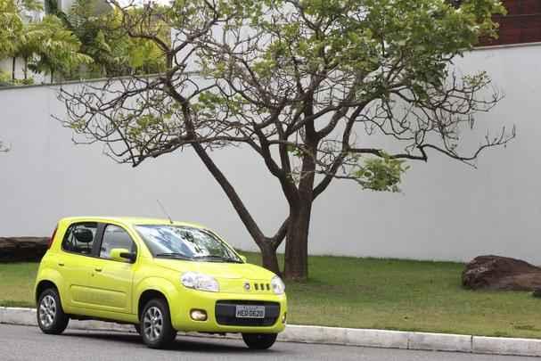 O Economy inclui relações de marcha mais longas e aumento da pressão dos pneus para reduzir ainda mais o consumo