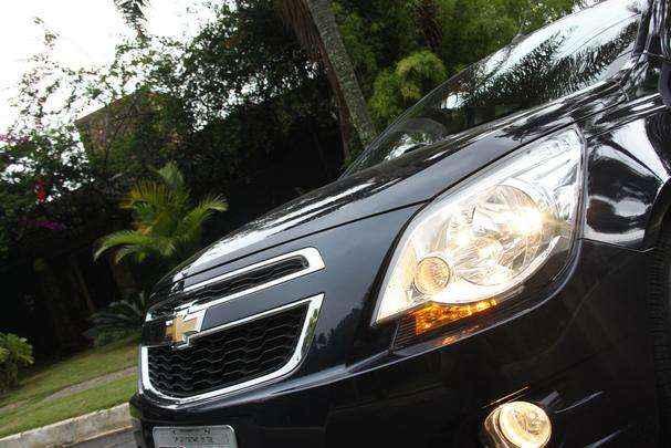 Chevrolet Cobalt LTZ - Marlos Ney Vidal/EM/D.A PRESS
