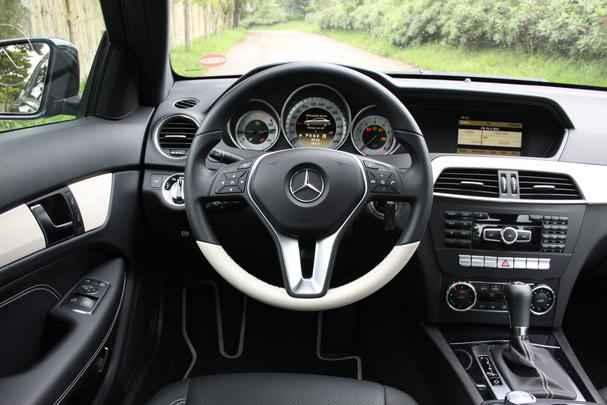 Mercedes-Benz C180 Coupé