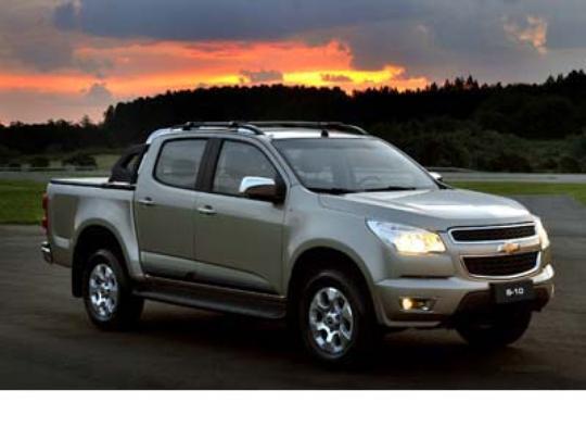 Nova S10 � lan�ada no Brasil - Chevrolet/Divulga��o