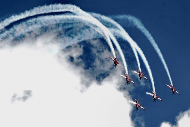 Apresentação da Força Aérea Australiana