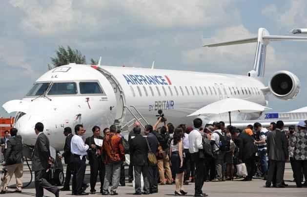 Bombadier CRJ1000 next generation