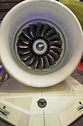 Motor  'Pratt & Whitney PurePower PW1000G'