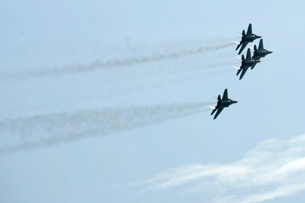 Aviões da Força Aérea Australiana