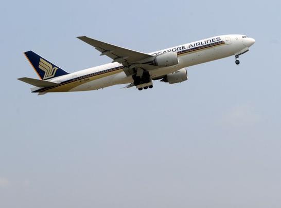 Feira da Aviação em Cingapura