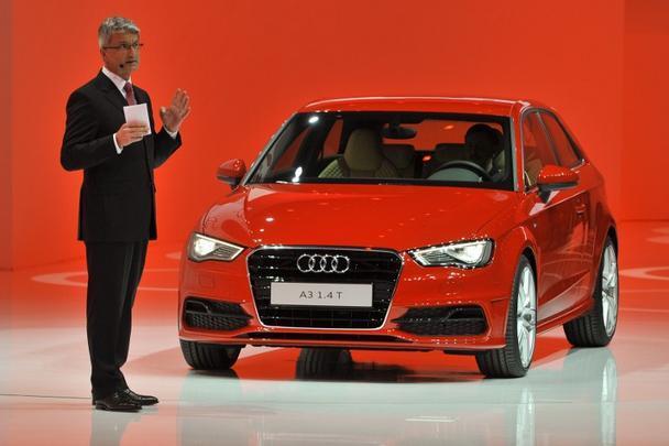 Novo Audi A3