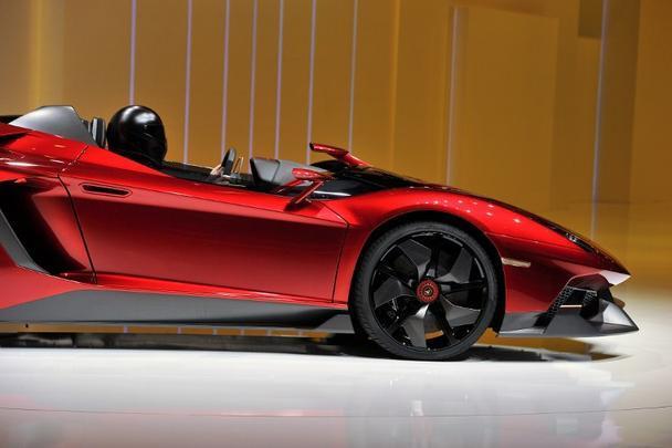 Novo Lamborghini Aventador