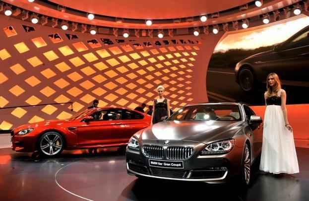Sexta geração do BMW Gran Coupé