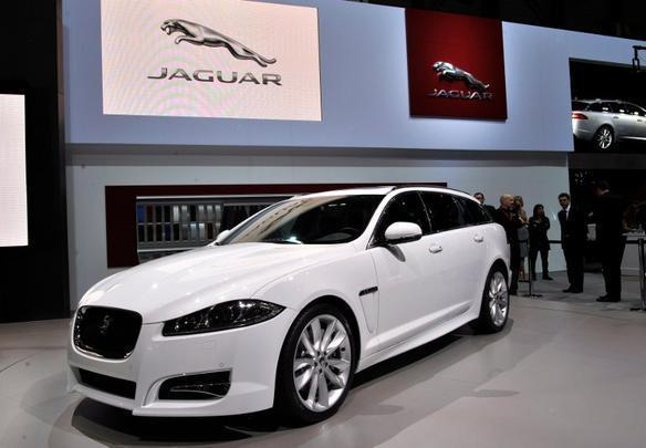 Jaguar XF Sportbreake