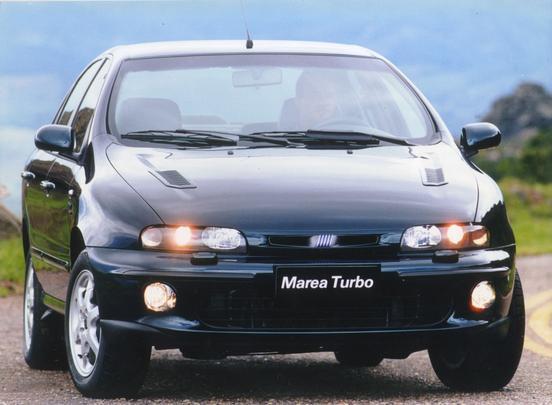 De 1999 até 2003, o Fiat Marea Turbo foi o carro mais veloz do Brasil