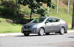 Nissan Versa SL 1.6 16V