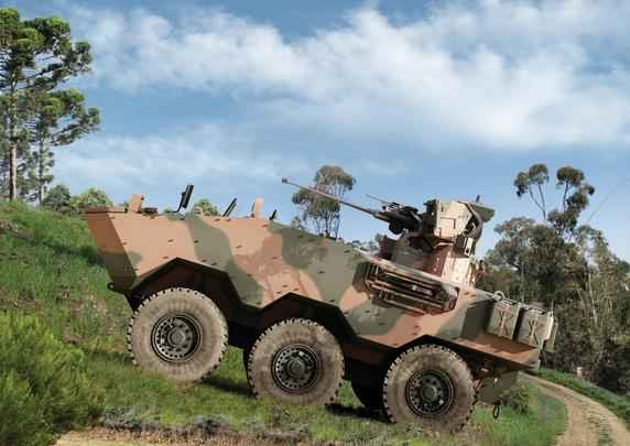 Exército Brasileiro faz encomenda de mais de 2 mil blindados de tração 6x6