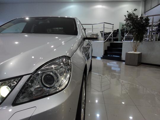 Mercedes-Benz E 500, blindado de fábrica