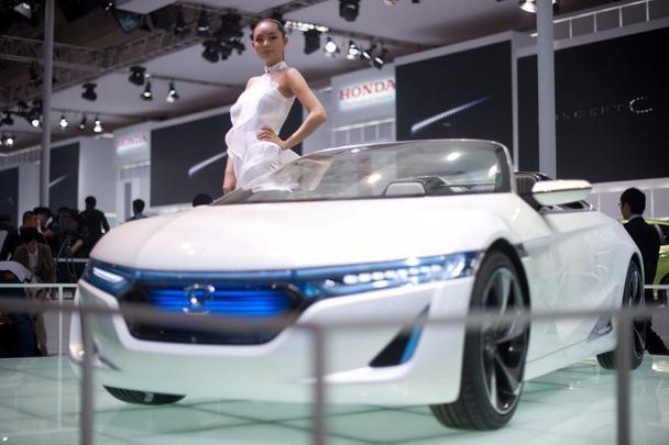 Conceito Honda 'EV-Ster'