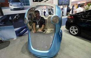 Veículo de locomoção individual, da General Motors