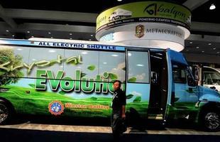 Micro bus elétrico