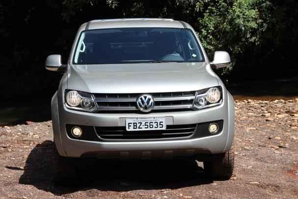 VW Amarok 2.0 Turbodiesel automátrica cabine dupla