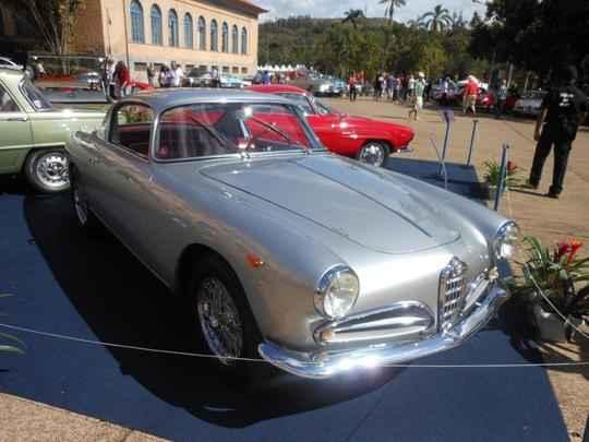 ALFA ROMEO TOURING SS 1900 1957