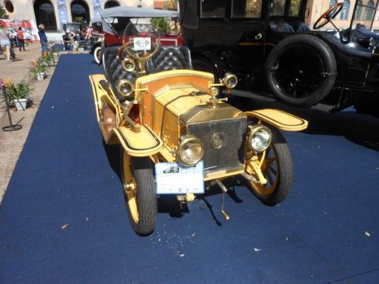 LE ZEBRE 1905