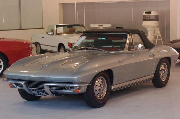 Chevrolet Corvette Sting Ray de 1964