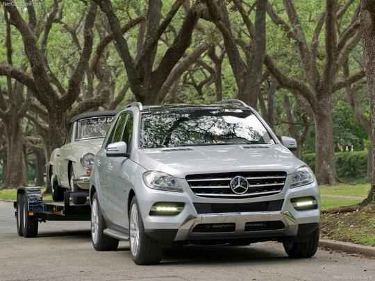 Novo Mercedes-Benz ML 350