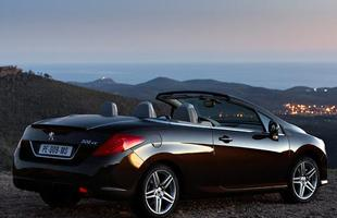 Peugeot lança novo conversível 308CC