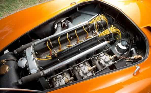 Raro Aston Martin DB3S pode ser vendindo por R$ 7 milhões