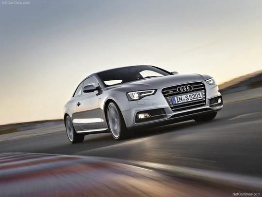 Audi S5 Sportback, Coupé e Cabriolet