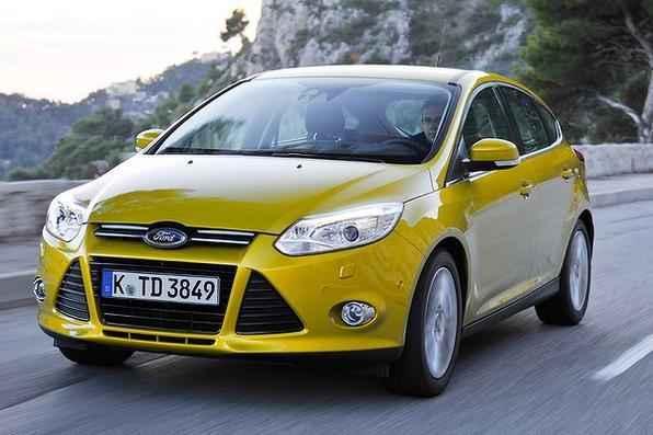 Ford Focus EcoBoost 1.0L