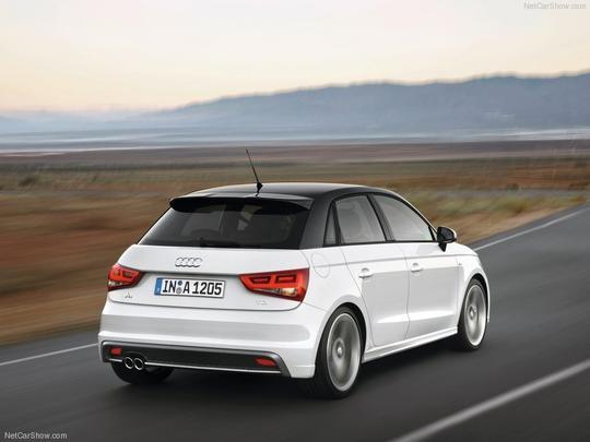 Audi confirma a importação da versão Sportback do A1