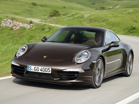 A principal atração da Porsche para o Salão Internacional de São Paulo, em outubro, será a versão Carrera 4S do Porsche 911