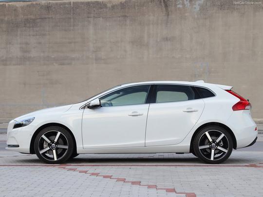 A grande atração da Volvo para o Salão Internacional de São Paulo, em outubro, é o V40
