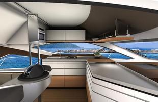 BMW desenha barco de luxo que será apresentado no São Paulo Boat Show