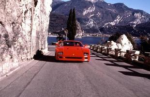 Ferrari F40 é uma edição comemorativa dos 40 anos da Scuderia