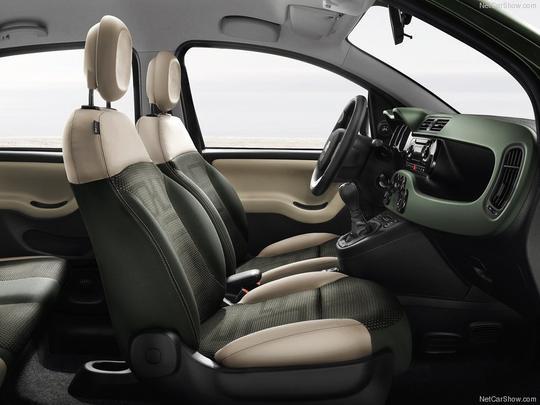 Novo Fiat Panda 4x4