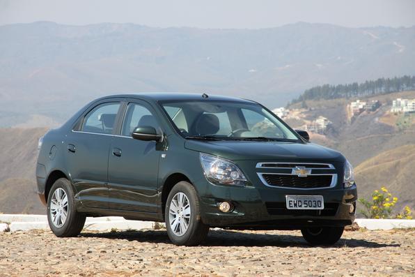 Chevrolet Cobalt LTZ 1.8 - Marlos Ney Vidal/EM/D.A PRESS