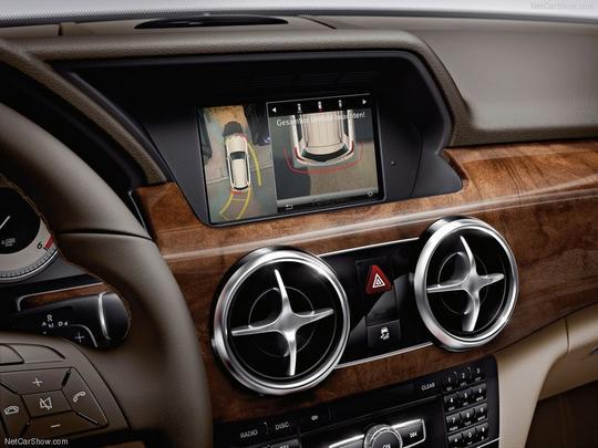 Novo Mercedes-Benz GLK
