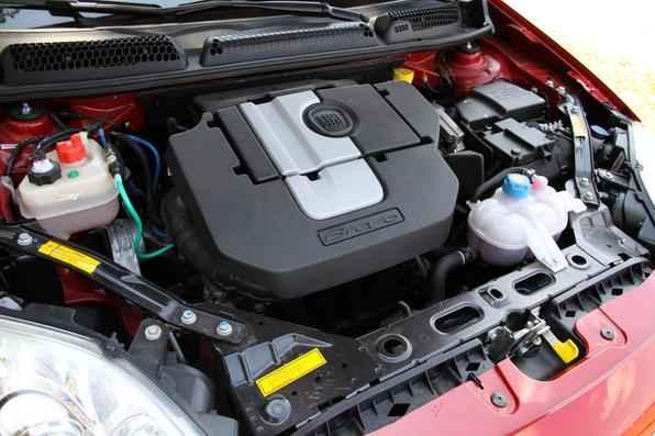 Fiat Bravo Absolute Dualogic Plus 2013