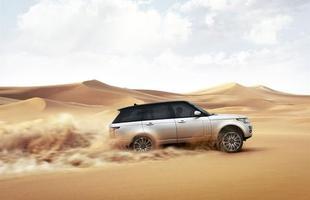 Land Rover preserva linhas clássicas no novo Range Rover