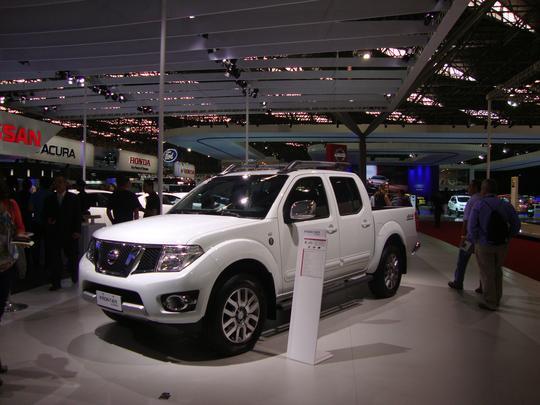 Nissan Frontier - Edição especial 10 anos de Brasil