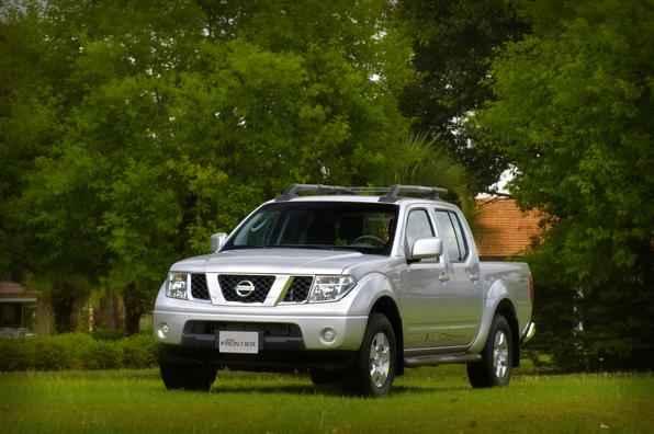 Linha Nissan Frontier 2011