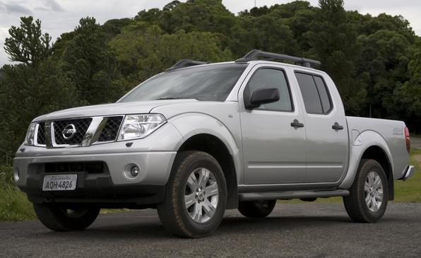 Nissan Frontier Limited Edition