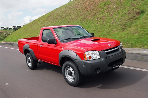 Nissan Frontier 2003