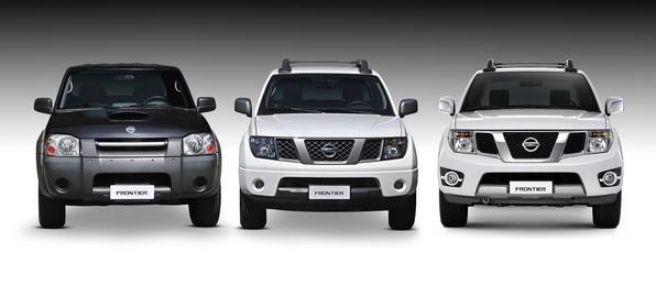A Frontier '10 anos' terá duas versões - SV Attack (com trações 4x2 e 4x4) com preços a partir de R$ 95.990  e SL AT (4x4) - a partir de  R$ 124.990
