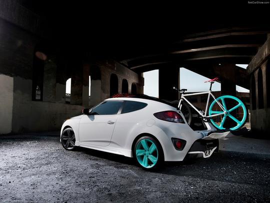 Hyundai apresenta o conceito conversível do modelo no Salão de Los Angeles