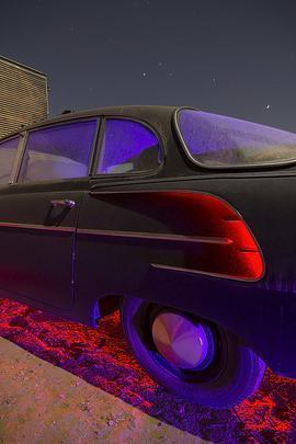 Tatra 2-603 II - Troy Paiva registra imagens noturnas no Velho Oeste dos EUA