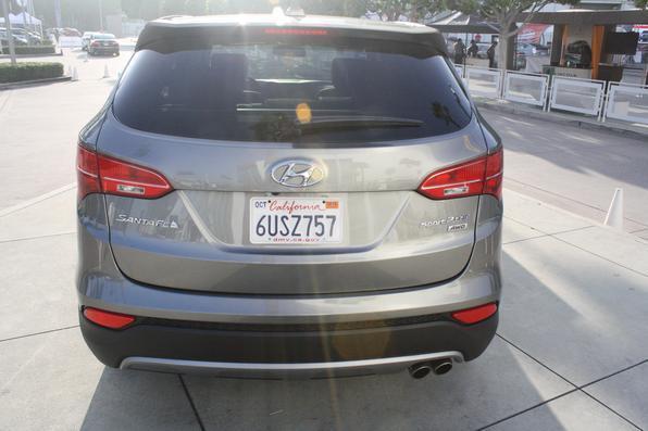 A reestilização do SUV o colocou na atual linha de identidade da Hyundai