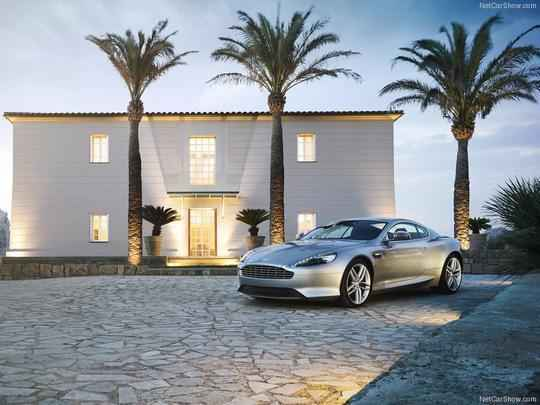 5º - Aston Martin DB5 Coupe: R$ 37.730
