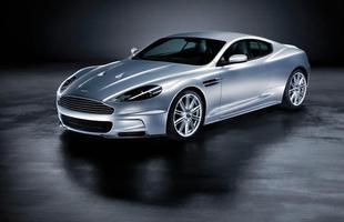 6º - Aston Martin DB9: R$ 29.428