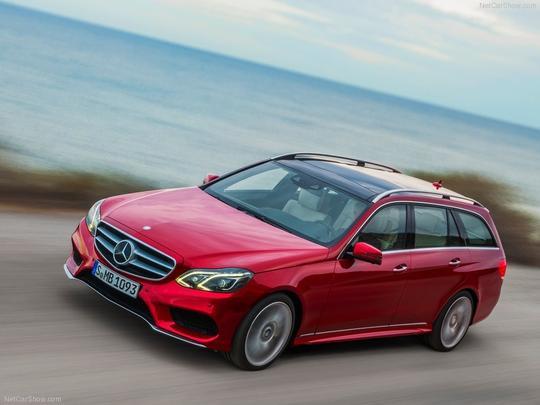 Novo Mercedes-Benz Classe E